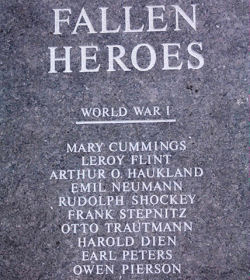 Fallen Heroes World War I